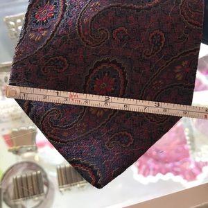 Vintage Accessories - Garrick Anderson Vintage Boho Gypsy Paisley Tie